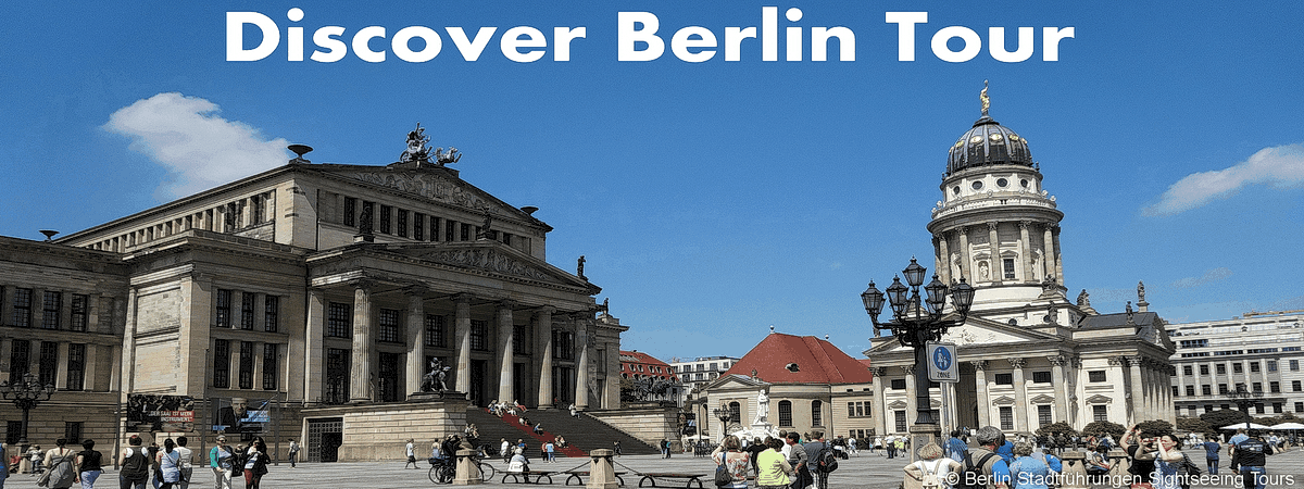 Discover Berlin City Tour